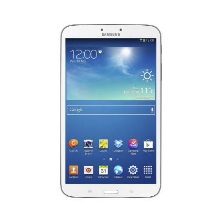 """Galaxy Tab 3 8"""" / 16 Go - Blanc"""