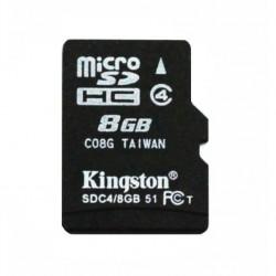 Micro SDHC - 8 Go