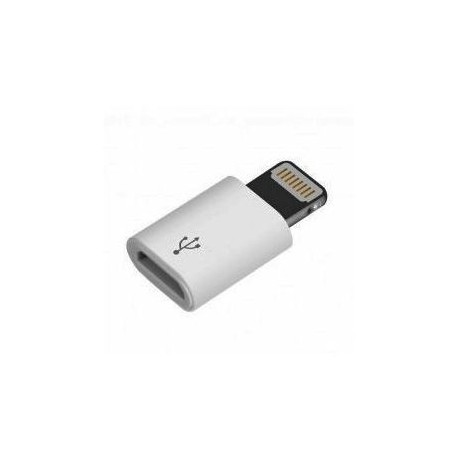 Adaptateur Lightning vers câble USB